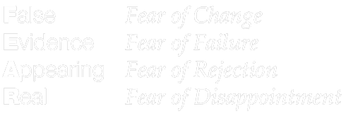 Fear-false-feelings-words