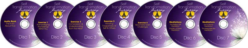 SetofCDs-SelfTransformationJourney