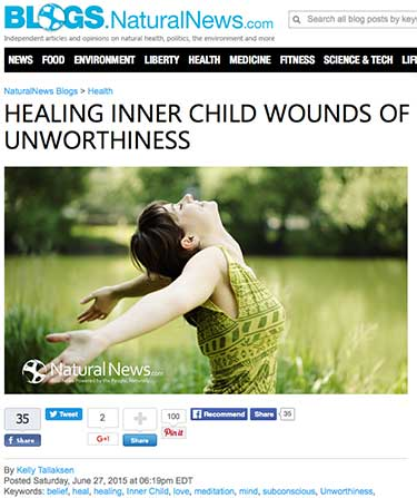 Graphic of Natural-News-Article-by-Kelly-Healing-Inner-Child