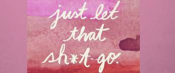 Just Let it Go! Not as Easy as it Sounds